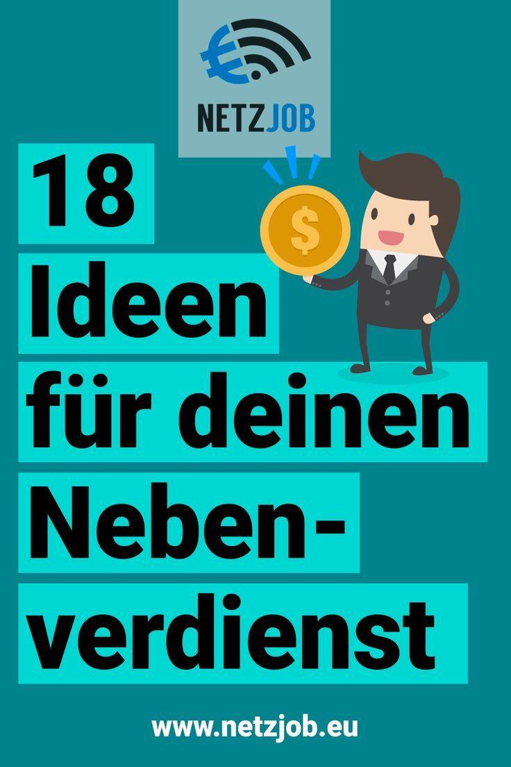 So geht's: Geld verdienen im Internet [Start, Möglichkeiten und Techniken] – Geld ist Freiheit