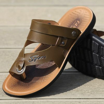 New arrival 2016 summer male sandals men shoes slippers fashion casual beach shoes free shipping #casualmalefashion,