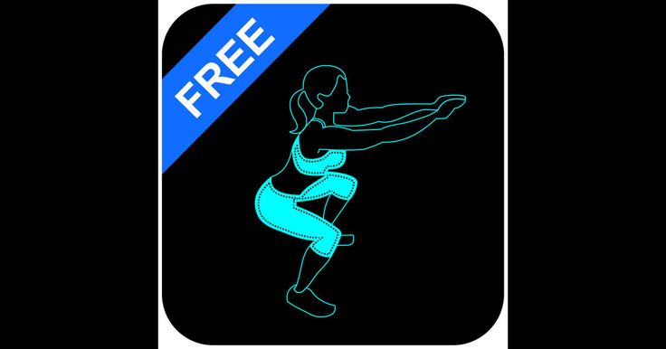 30 Day Squat Challenge FREE on the App Store.   Join me. Day 1 starts today. July 25th.