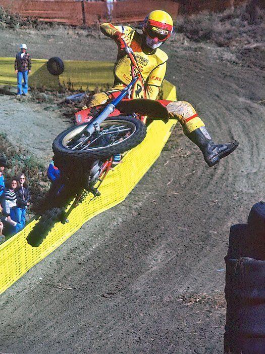 79 Best Dirt Bike Legends Images On Pinterest Vintage Motocross