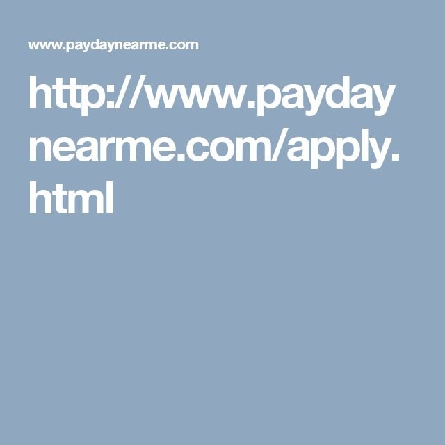 Payday loans with low fees and no faxing photo 1
