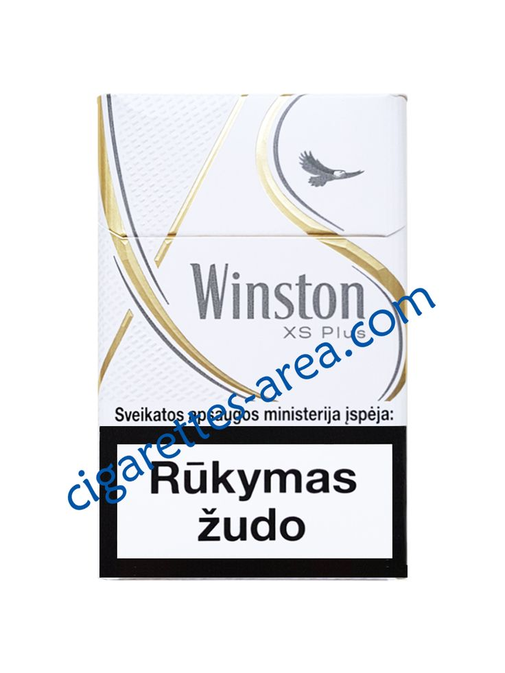 WINSTON Xs Plus cigarettes