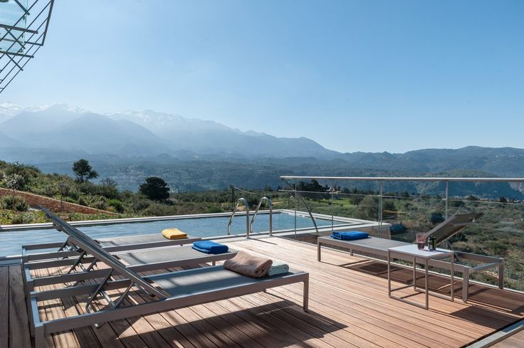Holiday Villa in Chania, Crete - Holiday villa with private pool, Chania