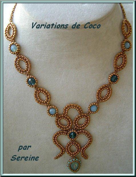 Variations de Coco... encore :-)