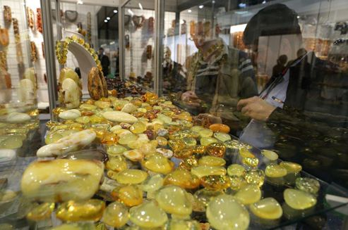 More than 450 exhibitors from 12 countries will come to AMBERIF 2014, the International Fair of Amber, Jewellery and Gemstones. In previous years, the event regularly attracted more than 6,000 trade visitors from more than 50 countries. As a trade-only event, AMBERIF is addressed mainly to jewellery stores, wholesalers and art galleries.