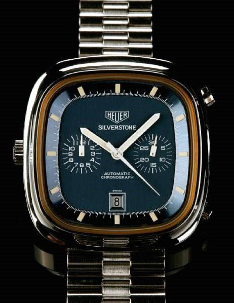 Chubster's choice : Men's Watches - Watches for Men ! - Coup de cœur du Chubster Montre pour homme ! - Heuer Silverstone