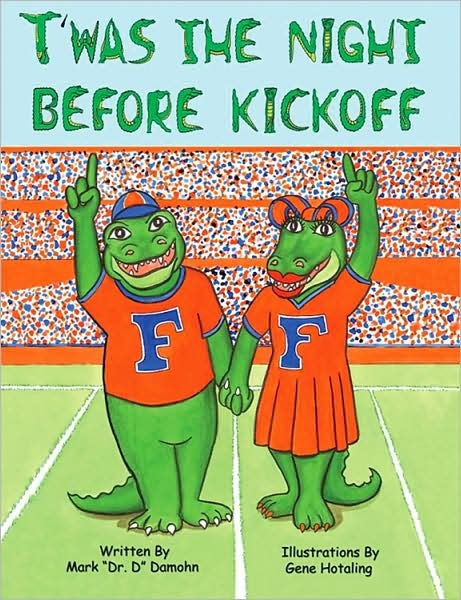 we have this book and i admit i do read it before football season starts :)