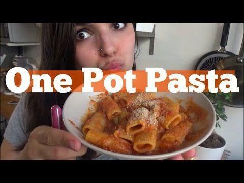 One Pot Pasta Arrabiata / VEGAN by Kaltrina