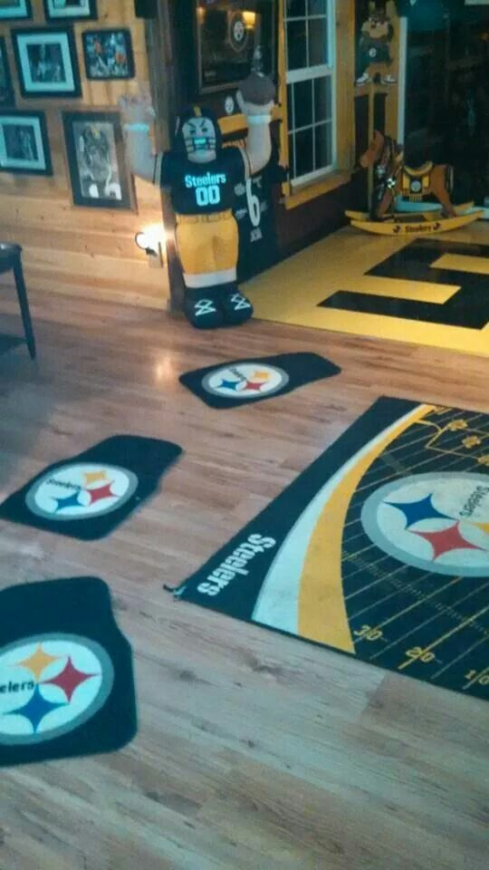 Steelers Man Cave Furniture : Best images about steeler nation on pinterest