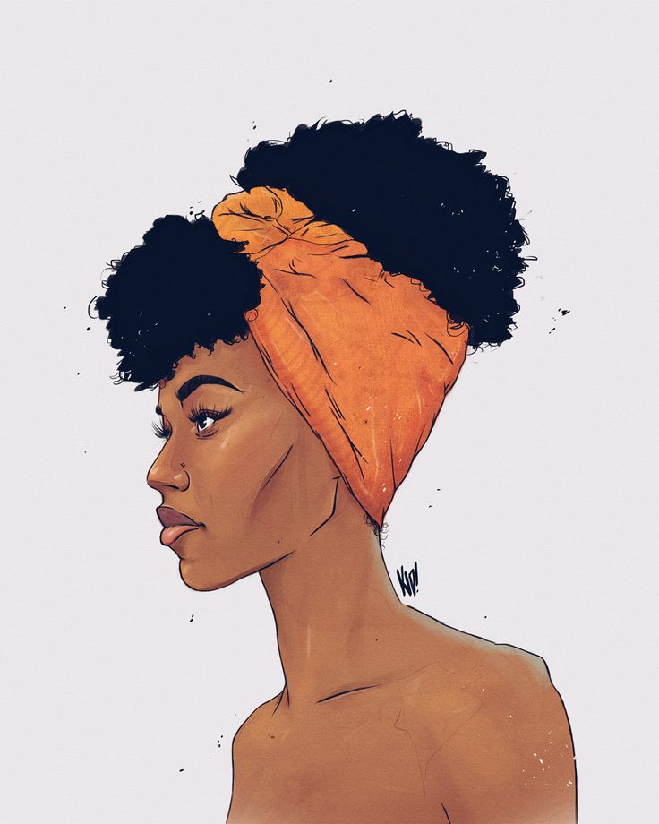 558 Best Images About Black Girl Art.! On Pinterest