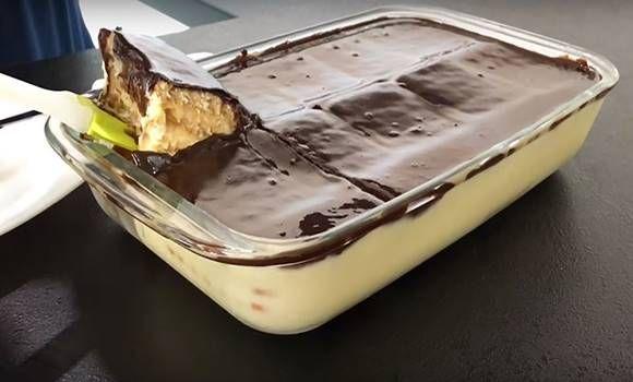 Sütés nélküli desszert! Gyorsan elkészül, és nagyon finom!