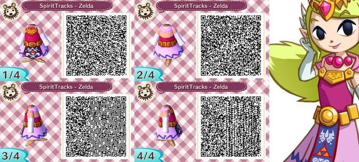 Spirit Tracks - Zelda dress by Furawa-sama - Animal ...