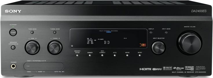 My Sony surround sound amplifier :)