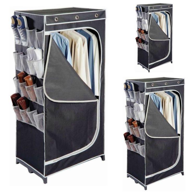 Portable Cabinet Light Ikea : The best portable wardrobe closet ideas on pinterest