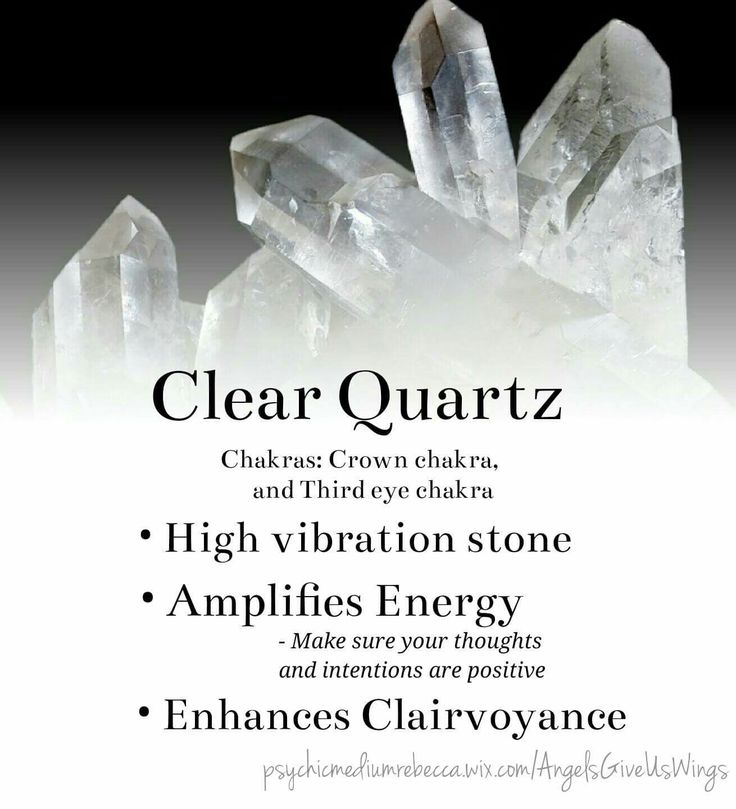Clear Quartz crystal meaning | Crystal Healing | Crystals ...