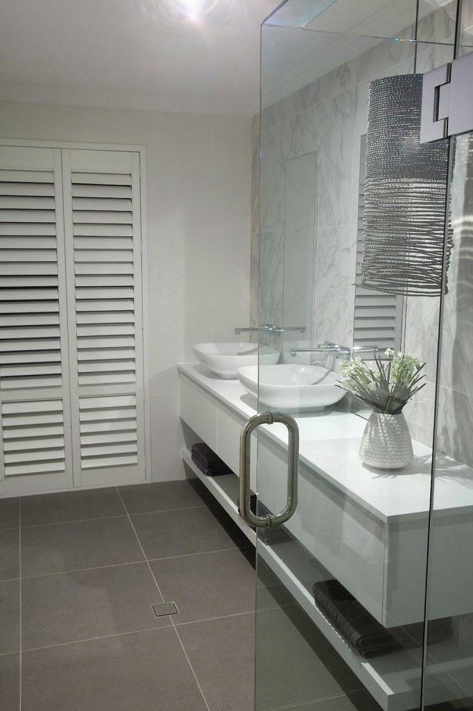 #SouthPortPlatinum #Bathroom #Perth #HomeGroupWA #DisplayHomes