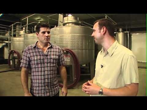 In 'Wine-isode 3' I visit Hungerford Hill Winery in the Hunter Valley and chat with winemaker, Michael Hatcher.