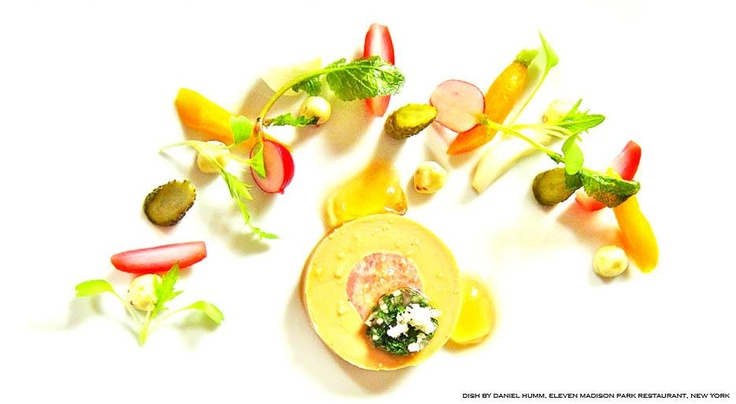 ... eleven madison park daniel o connell food design parks chief foodies