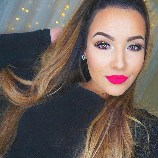 Pink Power // Real Girls Wearing Rainbow Lipstick
