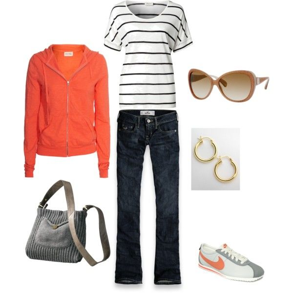 Mom Uniform, created by angelabajar on Polyvore