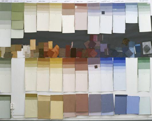 Färg till sänggavel,äggoljetempera Norrgavel Sovrum Pinterest