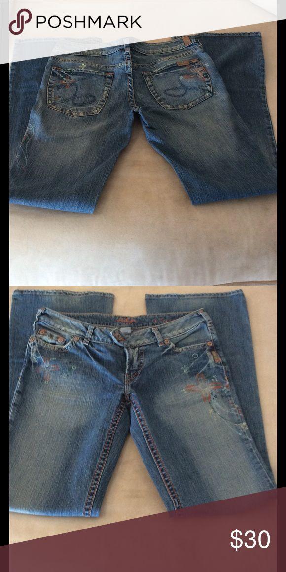 1000  ideas about Women's Silver Jeans on Pinterest | Jean jean ...