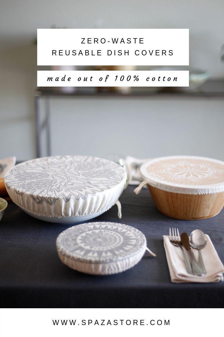Bestellen Sie unser Sortiment an wiederverwendbaren 100% Baumwolle-Geschirrhüllen online. Eine stilvolle Alternative