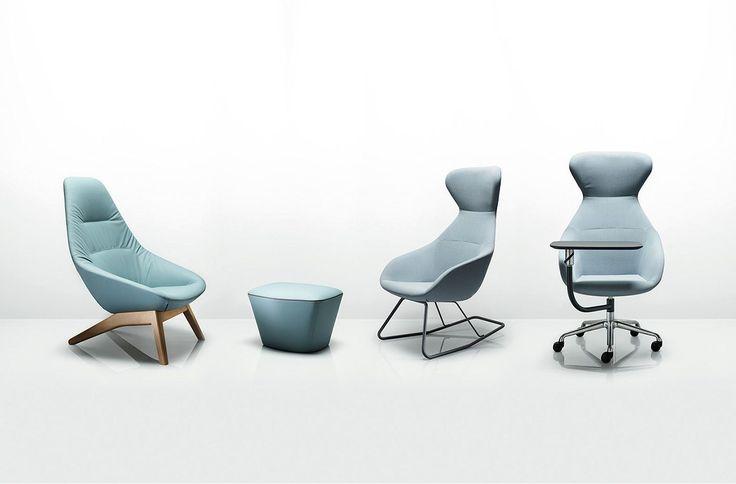Zenith Interiors: Famiglia Lounge Chair