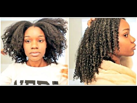Natural Hair: Dry To Defined! Cherry Lola Caramel Treatment | Maximum Hydration Method Step 1 [Video]  Read the article here - http://www.blackhairinformation.com/uncategorized/natural-hair-dry-defined-cherry-lola-caramel-treatment-maximum-hydration-method-step-1-video/