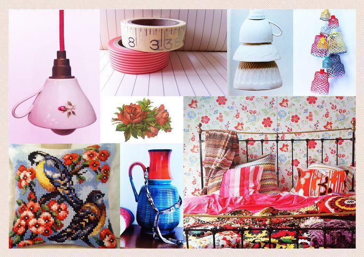 Studio Deksels - styling - trend - Fall 2012 - retro  - 's Heeren Loo