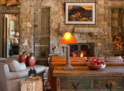 23 best images about cocinas rusticas on pinterest tes for Decoracion de casas rusticas
