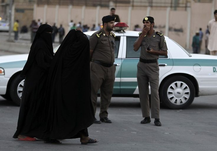 Women in Riyadh, Saudi Arabia Photo By: REUTERS  DO NOT ADVOCATE ISLAM, THE FAKE HELL-BOUNDED, MURDERER'S CULT. Now is a time for Christianity's God to be one and ONLY God. No more petty insulters that end up in hell.  https://youtu.be/tWB7kSxuDhY?list=PLGvkHwH4H8UoprO2YwivE0d4P9z2nHw34