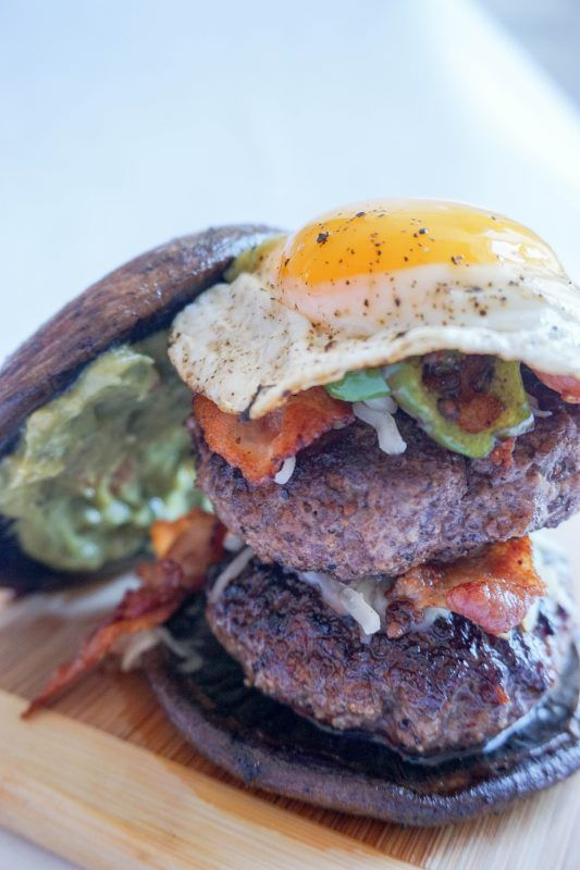 loaded jalapeno burger recipe in 2020 burger recipes jalapeno burger keto burger pinterest