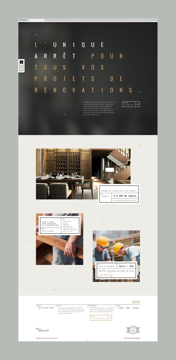468 best Web/UI Design images on Pinterest