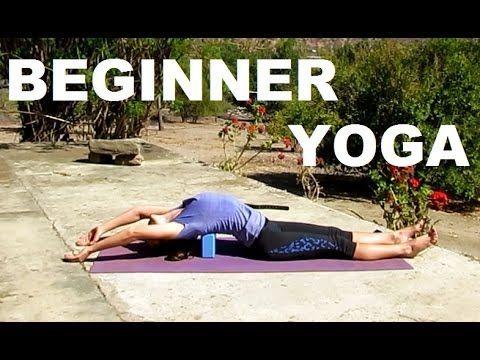 Yoga para principiantes - Yoga beginner - YouTube