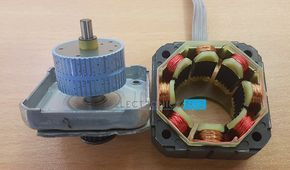 How to make a perfect stepper motor control using arduino - circuit diagram with working process and list of components with code, output video.