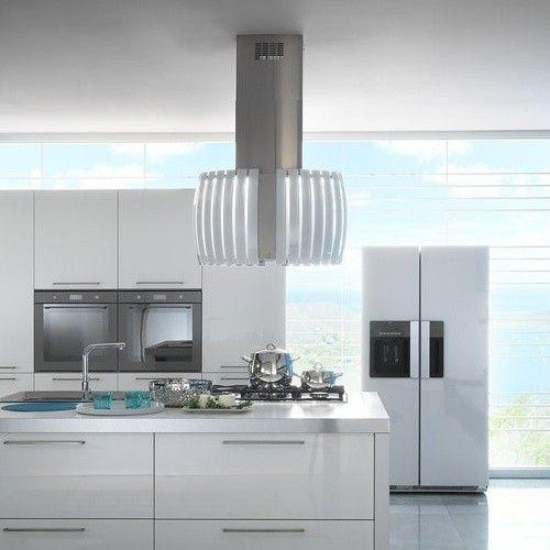 White Kitchen Exhaust Hoods 144 best unique designer range hoods - island images on pinterest