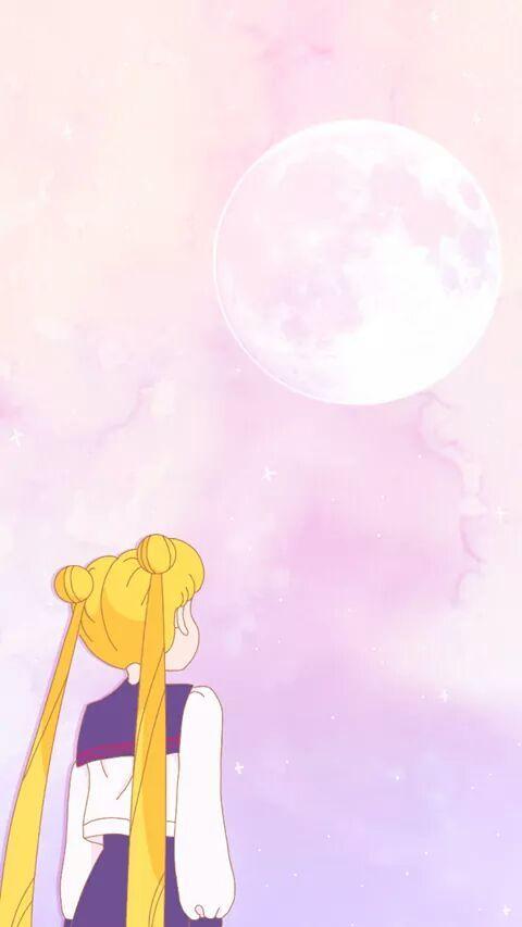 hikupame-tan:   Sailor moon wallpapers~  (Not... - Moon Princess ♡                                                                                                                                                                                 More