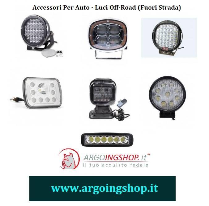 ⚫⚪⚫Accessori Per Auto - Luci Off-Road (Fuori Strada)⚫⚪⚫ ?ATV/VTV/Lights ?LED Light Bar ?LED Work Light ?LED Truck Lights . . . . . #Auto#AutoLed#AccessoriPerAuto#LuciOffRoad#FuoriStrada#Luci#LEDTruckLights#argoingshop