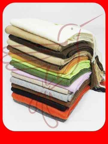 100 ALPACA CAMARGO SCARVES SOFT & BEAUTIFUL