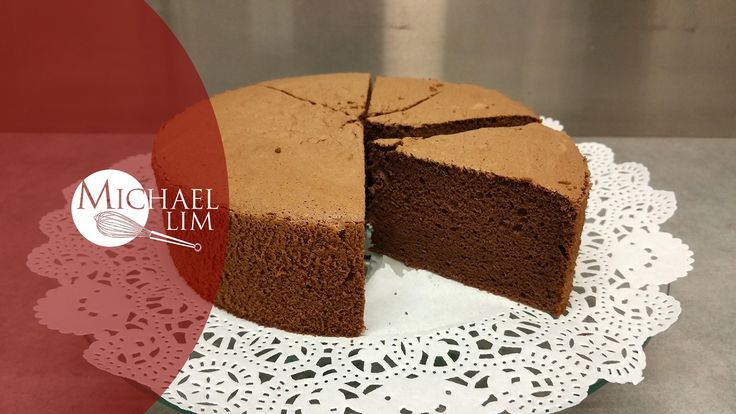 Michael Lim Sponge Cake Recipe