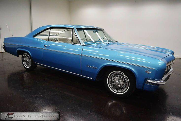 1966 Chevrolet Impala Super Sport