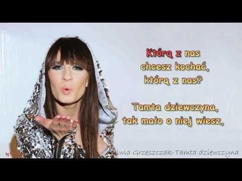 Sylwia Grzeszczak - Tamta dziewczyna Instrumental - YouTube
