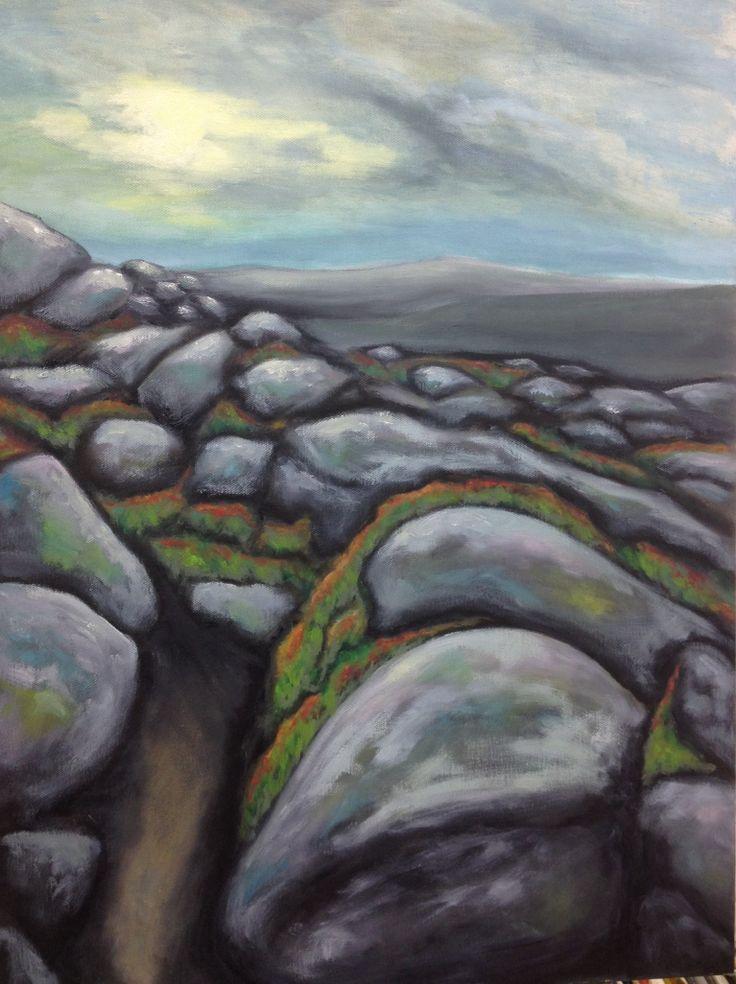 Custom Oil Painting on canvas by maryrosenakamurafineart@gmail.com