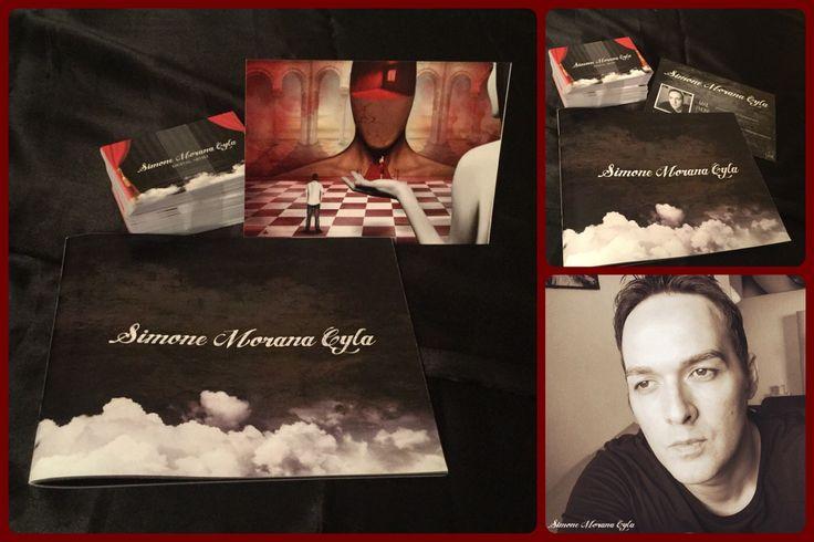Tutto il materiale promozionale è finalmente pronto per la mostra del 7 Gennaio a Firenze!! Manca pochissimo!!! Vi auguro un buon 2015 cari amici di Tumblr ;)