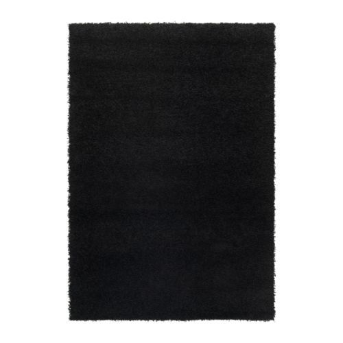 2st svart HAMPEN matta(carpet)