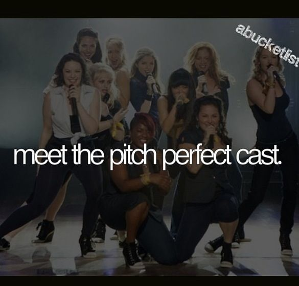 meet the pitch perfect cast member