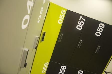 armoire vestiaire pour MyFitness - ATEPAA® et Fabricant d'Articles Fitness Innovants