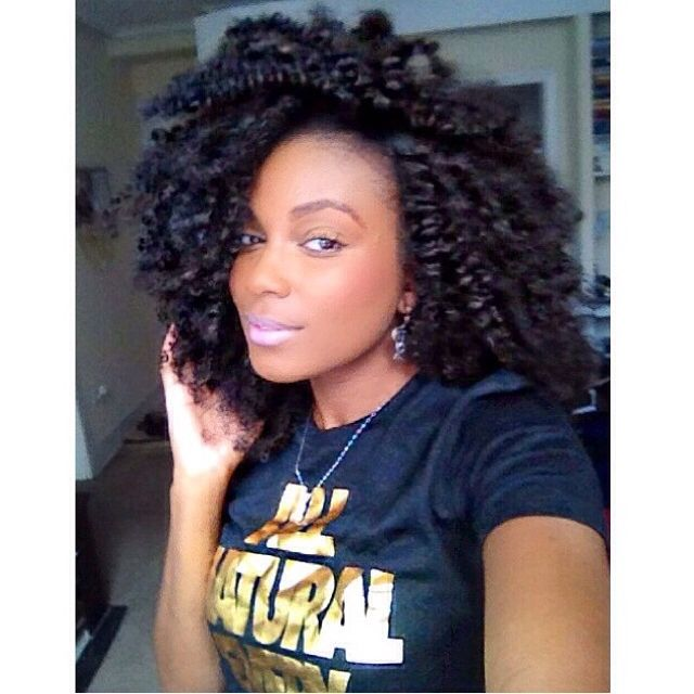 Curly Hair Crochet Styles : 52 best crochet protective hair styles for the natural images on