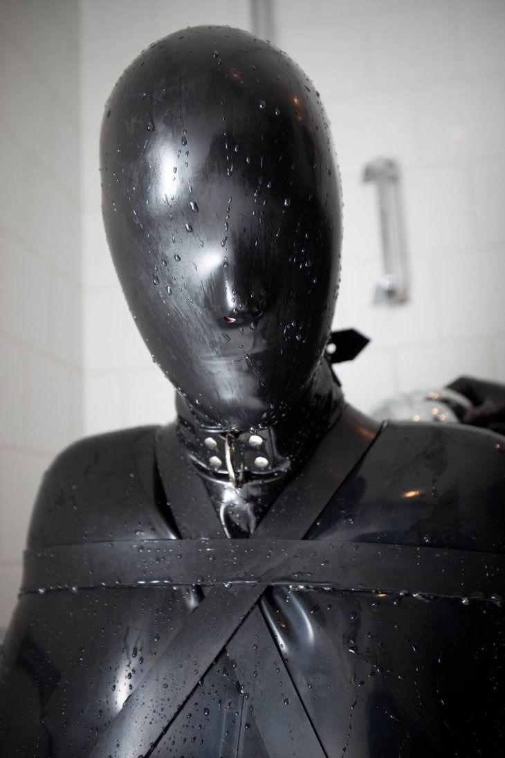 extreme bondage Stories rubber gay